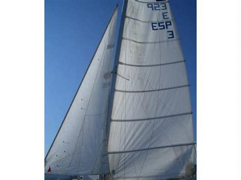 catamaran tornado venta catamar 225 n tornado en port ginesta veleros de ocasi 243 n