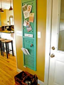 Decorating Ideas Using Shutters 5 Upcycled Window Projects We Hgtv S Decorating