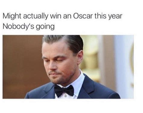 17 hilarious leonardo dicaprio oscar memes on the internet