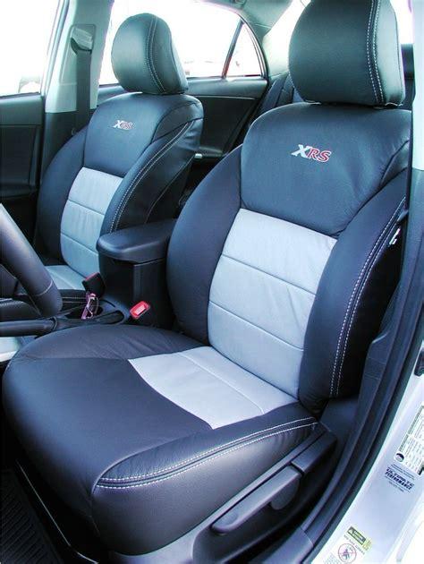 Seats Upholstery by Toyota Corolla Xrs Custom Automotive Leather Seats Seats