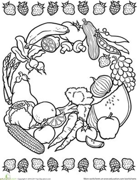 6 vegetables that come in 3 colors color a mandala fruits and veggies coloration mandalas