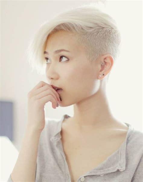 undercut hairstyles for older women 19 undercut pixie cuts for badass women 2017 hairstyle guru
