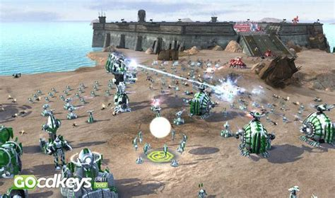 buy supreme commander 2 buy supreme commander 2 pc cd key for steam compare prices