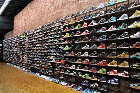 ny sneaker stores flight club 15 sneaker stores that make it easy to get