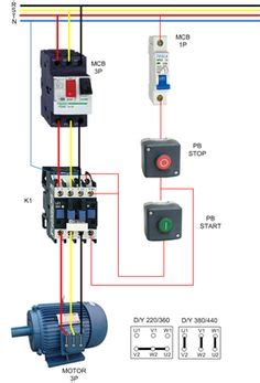magnetic contactor wiring diagram pdf efcaviation