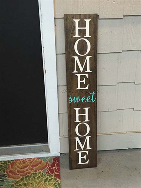 signs for the home 17 best ideas about outdoor signs on diy