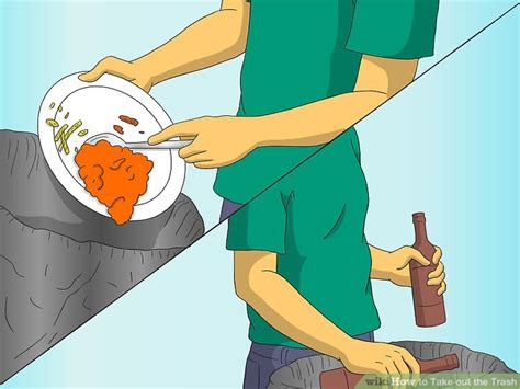 Toss Takes Out On Your Superiors by 4 Ways To Take Out The Trash Wikihow