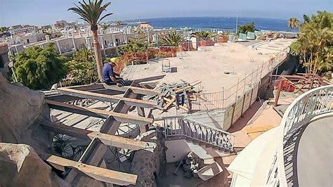 hotel jardin de nivaria hotel jardines de nivaria refurbishment 2016 2nd part