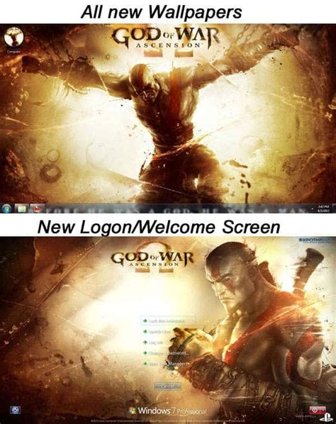 themes for windows 7 god download god of war ascension theme for windows 7 and 8