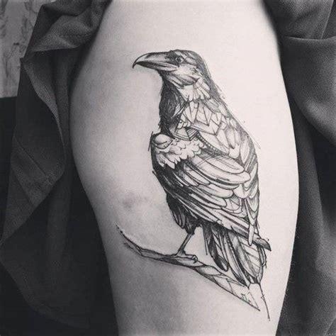 tattoo quiz deutsch 40 amazing raven tattoos tattoo spirit page 2