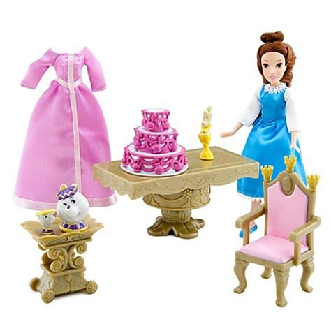 Disney Store Japan Animator S Collection Mini Doll Figure 11 Set compare animator collection doll bell vs mini