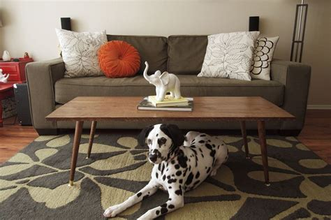 mid century modern coffee table diy 44 stylish mid century modern coffee tables digsdigs
