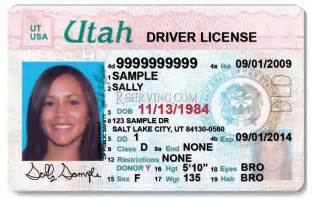 Drivers License Mr Mrs Ulmer Utah S Driver S License