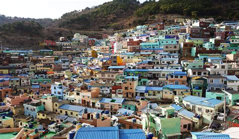 colored houses file gamcheon colored houses busan korea jpg wikimedia