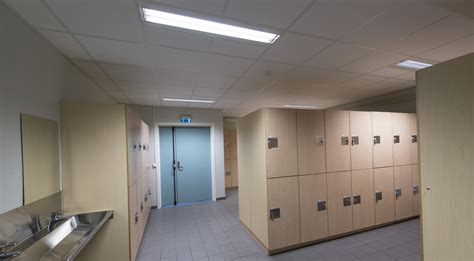 Disabled Baths And Showers locker rooms glamox