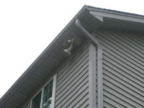 Backyard Security by Light Installation Hartland Electric A Michigan Electrician