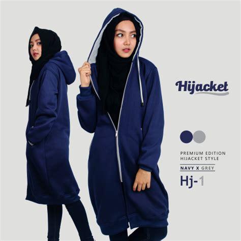 Hijacket Original Hj 5 1 hijacket navy x grey hj 1 elevenia