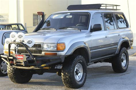 Toyota Land Cruiser Road For Sale For Sale 1992 Toyota Fj80 Land Cruiser Grab A Wrench