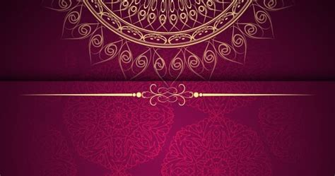 abstract beautiful mandala design background  vector