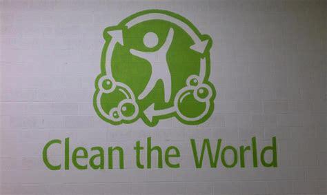 World Wall Mural clean the world 171 howard freeman