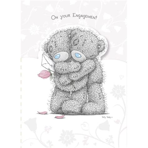 From Me To You Gift Card - me to you greetings cards occasion recipient card selection tatty teddy ebay