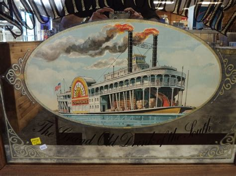 southern comfort mirror southern comfort mirror sign river boat picture nex