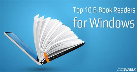 best free ebook reader for pc top 10 free e books readers for windows