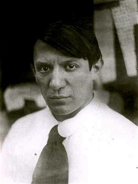 biography of artist picasso pablo picasso