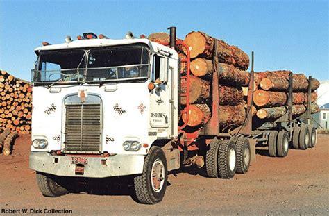 kw truck equipment kenworth coe logging truck in new zealand logging