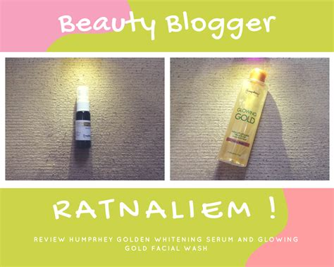 Serum Gold Pt Agrindomega review by ratnaliem humphrey golden whitening serum dan