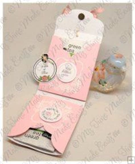 tea bag holder card template paper boxes and bags on by marypacatte box