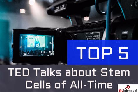 best ted top 5 ted talks about stem cells
