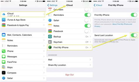 find  iphones  location    battery dies cult  mac