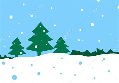 imagenes del invierno animado winter cartoon landscape stock vector 169 teolin 13932965