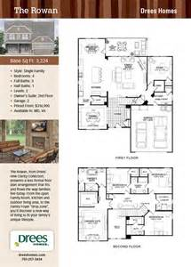 drees home floor plans drees homes chadwick floor plan home design and style