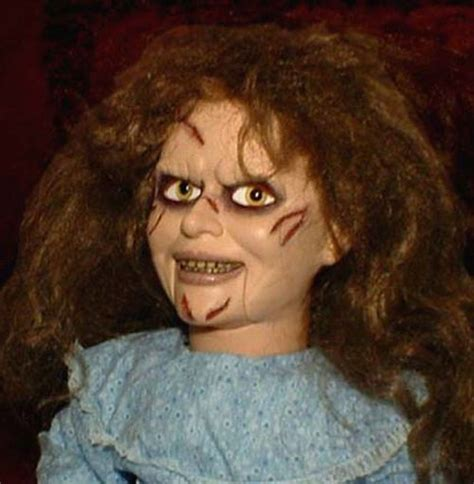 haunted doll lake haunted exorcist ventriloquist doll quot follow you