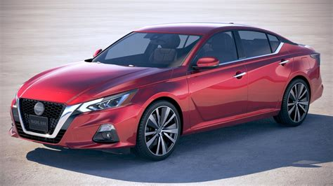 2019 Nissan Altima Coupe by Nissan Altima 2019