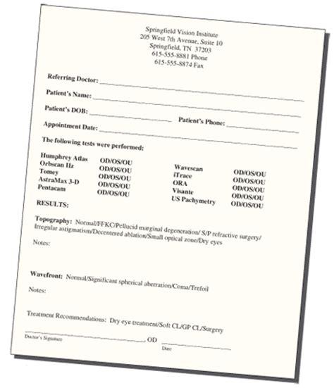 Referral Letter To Neurologist