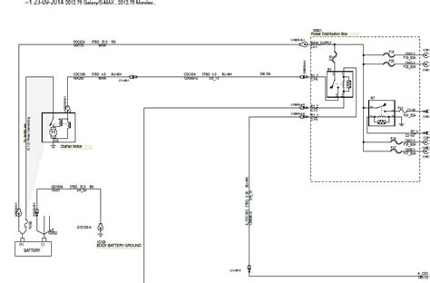 ford galaxy wiring diagram 35 wiring diagram