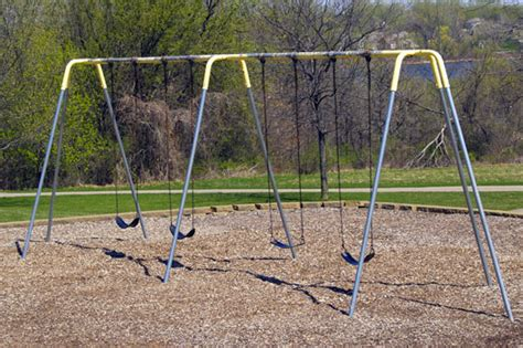 swinging on a swing set the nanny state takes on playground swings are they