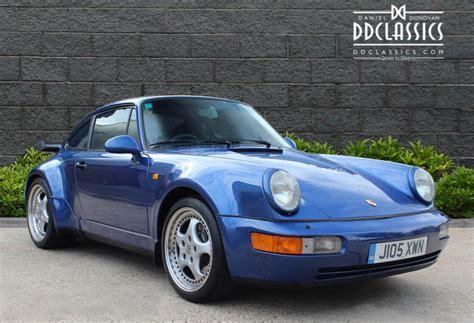 Porsche 911 Turbo 964 by Porsche 964 911 Turbo Rhd