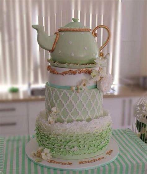 kitchen tea cake cakecentral