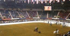Will rogers coliseum indoor sports
