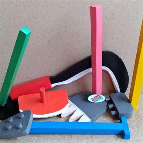 Mainan Anak Alat Pertanian alat peraga pertanian madaniah