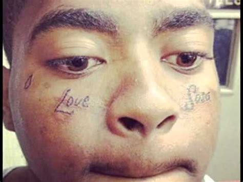 chief keef tattoos chief keef fan tattoos sosa on his