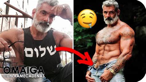 abuelo desnudo meando video los 10 viejos mas sexys del mundo hombres mayores youtube
