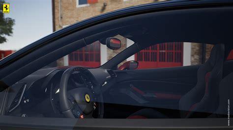 Ferrari Händler by Neuer Ferrari Konfigurator Basiert Auf Real Time Game