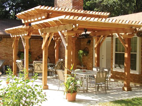 backyard covered pergola st louis pergolas your backyard is a blank canvas st
