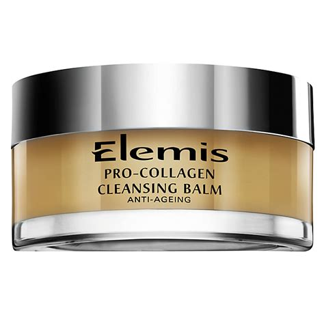 Elemis Detox Side Effects by Elemis Pro Collagen Cleansing Balm Review Best Cleanser