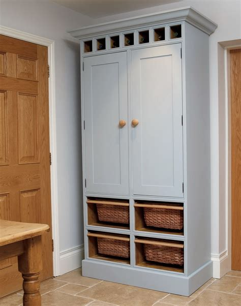 Free Standing Kitchen Pantry Furniture Free Standing Pantry Closet